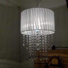 Colgante de Organza con Cairel 30 cm